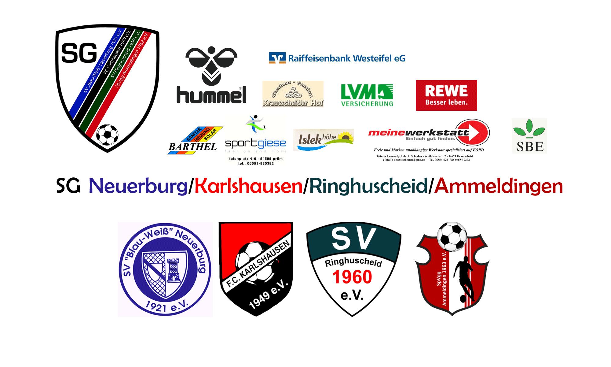 SG Neuerburg/Karlshausen/Ringhuscheid/Ammeldingen